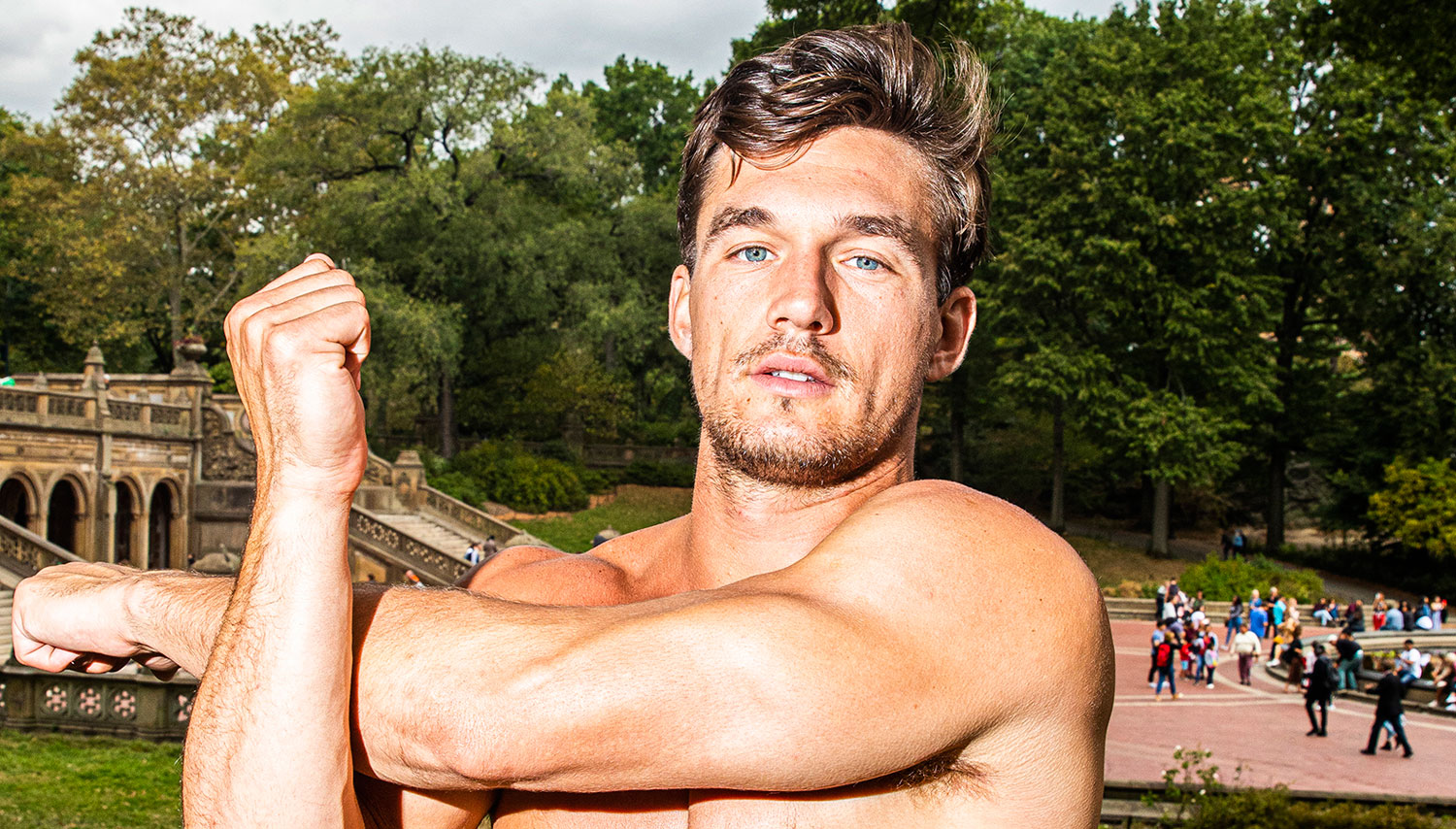 Tyler Cameron Reveals How They Eat in the 'Bachelor' House