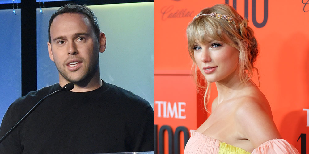 Scooter Braun Writes Taylor Swift an Open Letter After His Family Receives Death Threats