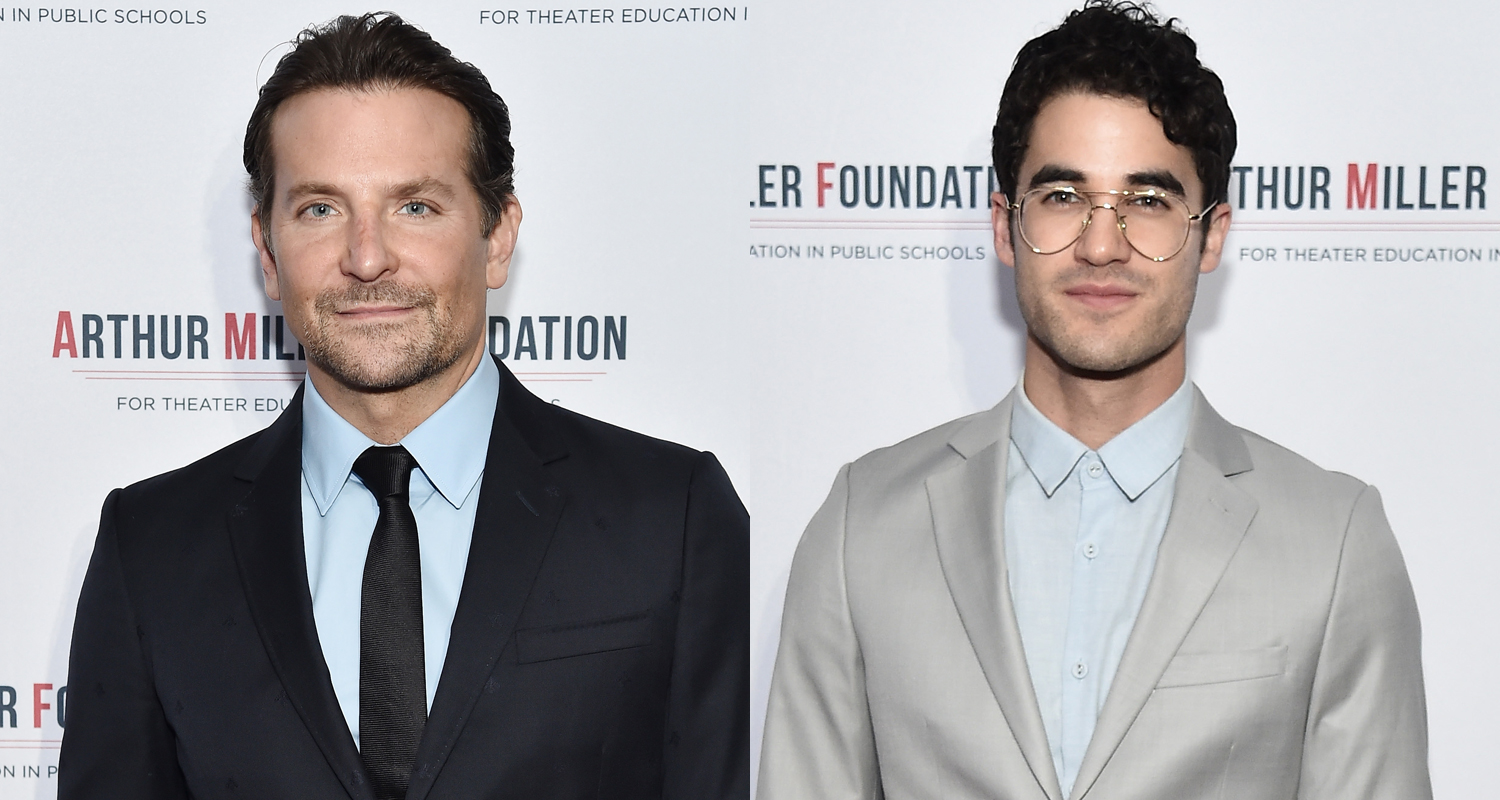Bradley Cooper & Darren Criss Suit Up for Arthur Miller Foundation Honors 2019