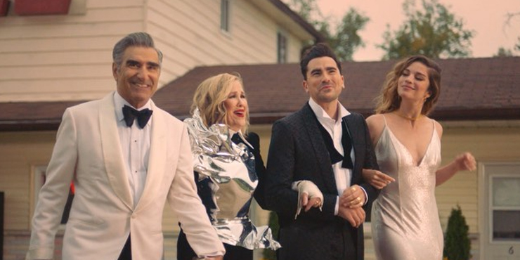 'Schitt's Creek' Final Season Releases First Trailer - Watch Now!