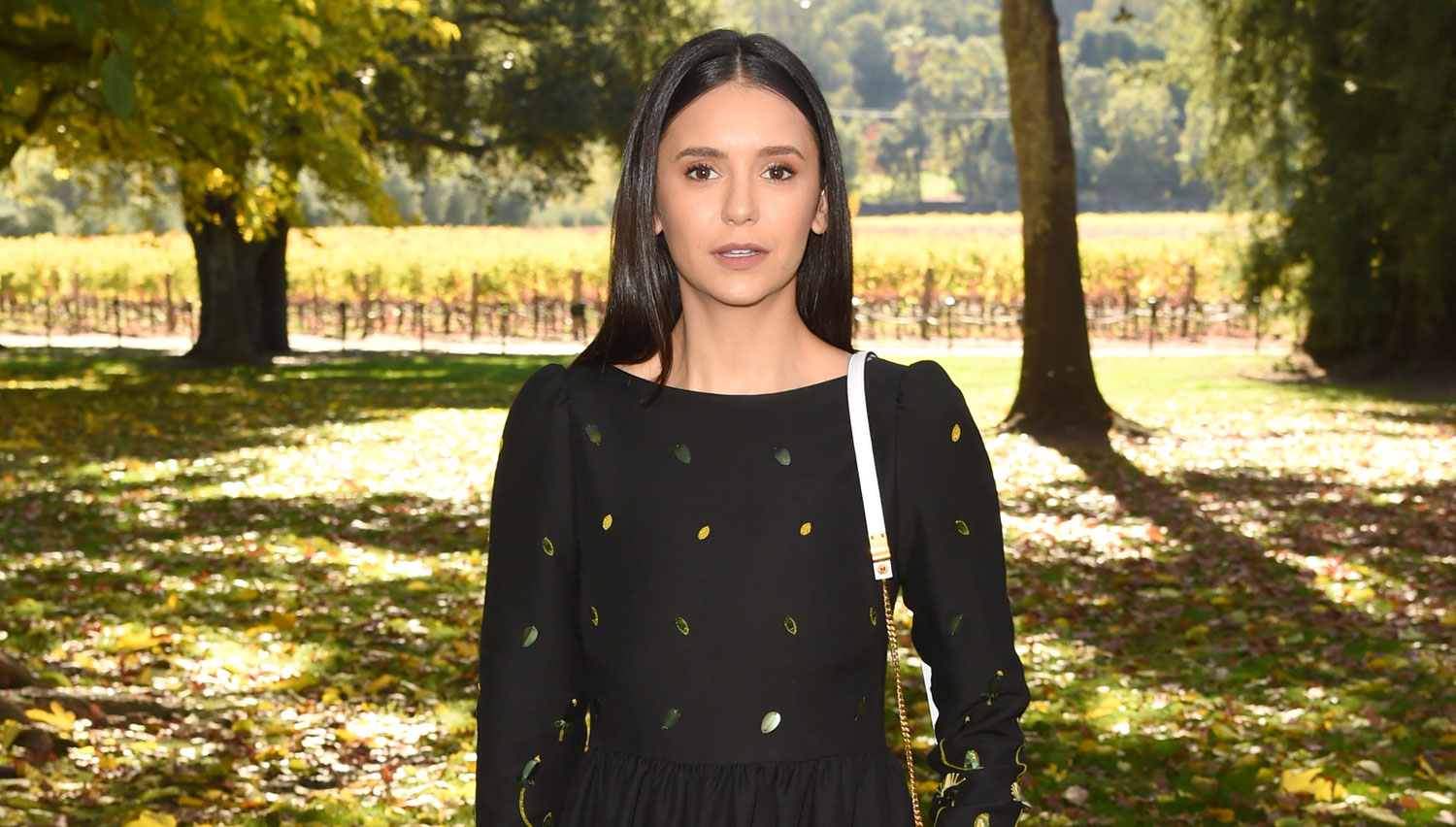 Nina Dobrev Travels Up to Napa Valley for 'Run This Town' Screening