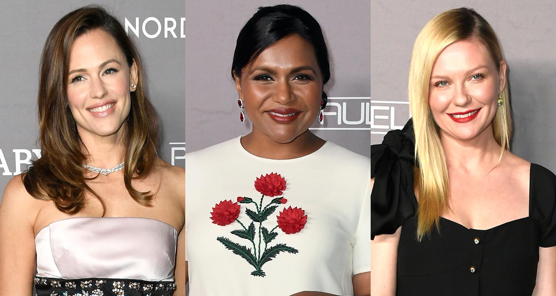 Jennifer Garner, Mindy Kaling, & Kirsten Dunst Go Glam for Baby2Baby Gala 2019 - Just Jared