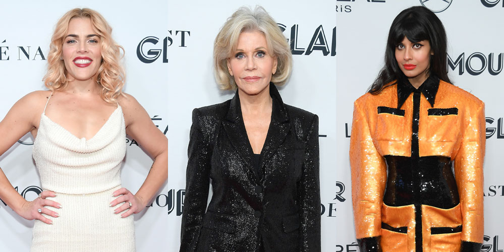 Busy Philipps, Jane Fonda, Jameela Jamil & More Honor the Women of the Year! - Just Jared