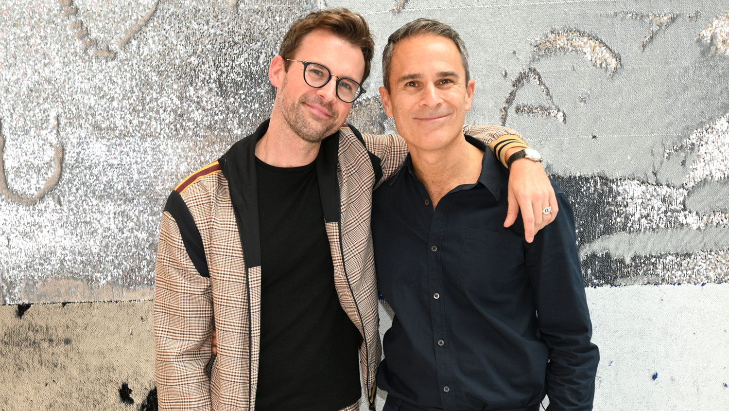 Brad Goreski Hosts Holiday Event with Husband Gary Janetti, Launches New Podcast!