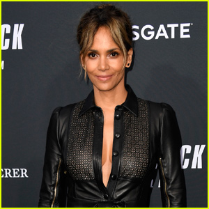 Halle Berry Shows Off Insane Abs While Training For 'Bruised'