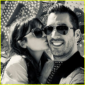 Zooey Deschanel is Joining Jonathan Scott's Family for This Holiday Tradition