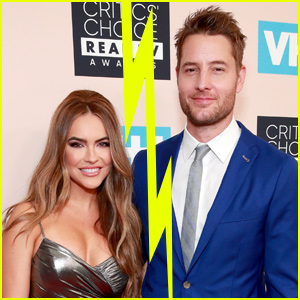 Justin Hartley & Wife Chrishell Split After 2 Years of Marriage