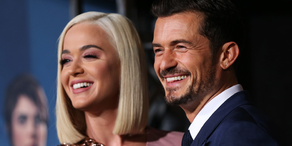 Katy Perry Shares a Cute Screenshot of Herself FaceTiming With Fiance Orlando Bloom