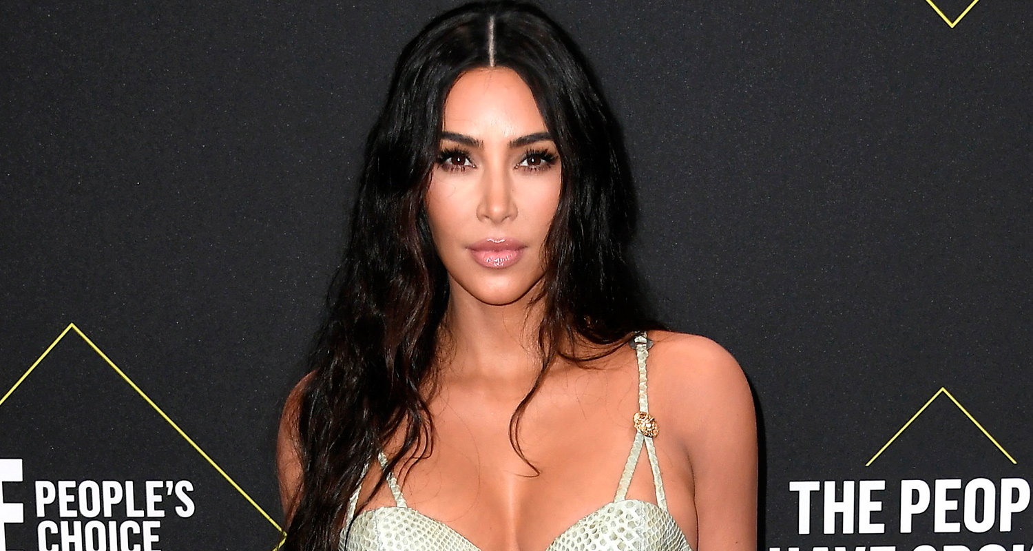 Kim Kardashian Meets With Rodney Reed After He Is Granted a Stay of Execution