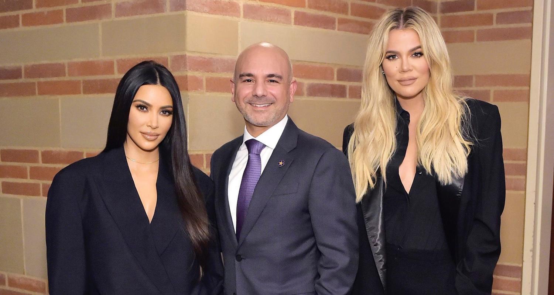 Kim & Khloe Kardashian Help Launch The Promise Armenian Institute at UCLA