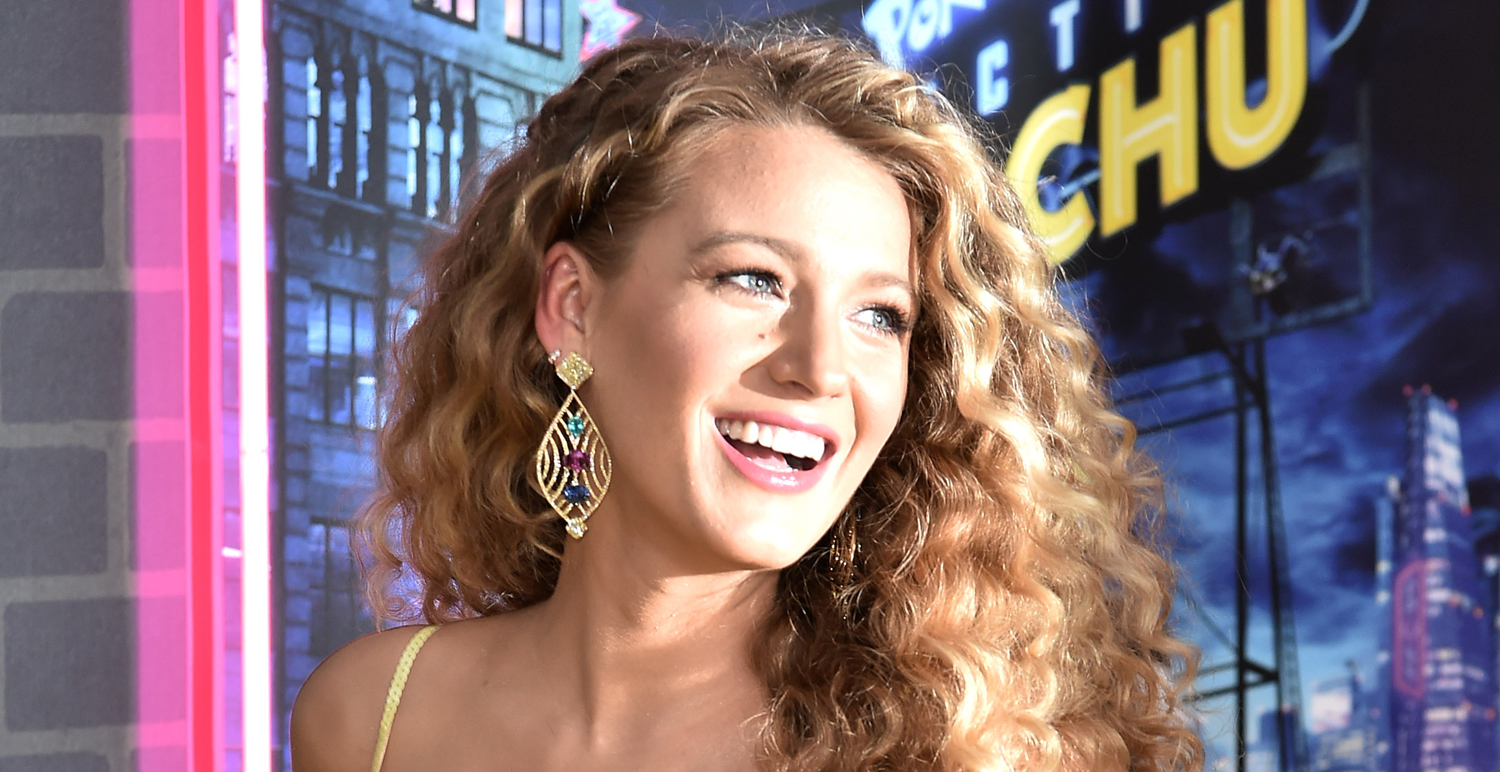 Blake Lively Deletes All But One Post on Instagram