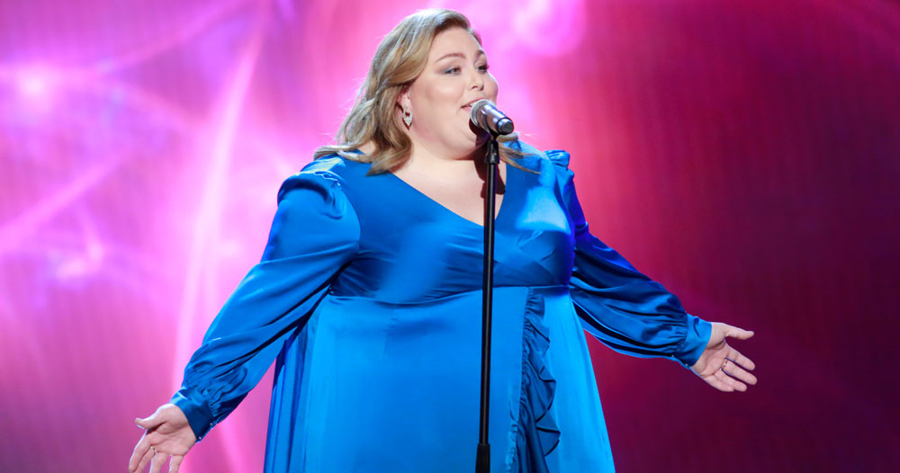 Chrissy Metz Makes Solo Singing Debut on TV with 'I'm Standing With You' Song