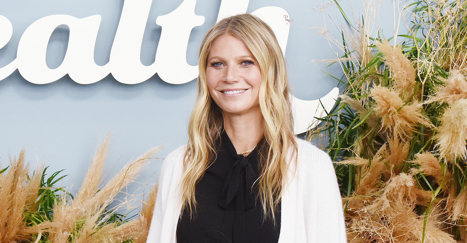Gwyneth Paltrow Hosts In Goop Health Summit in San Francisco