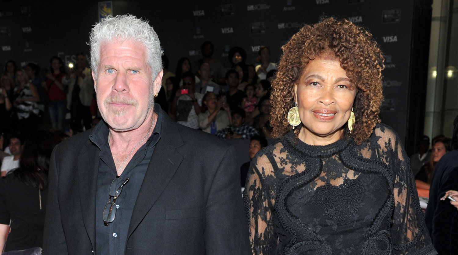 Ron Perlman Files For Divorce Amid Reports Of Open