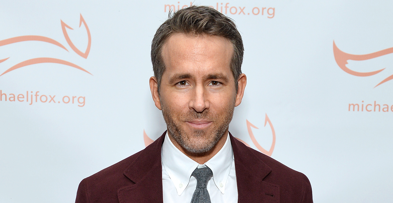 Ryan Reynolds Looks Sharp at Michael J. Fox Foundation Event in NYC