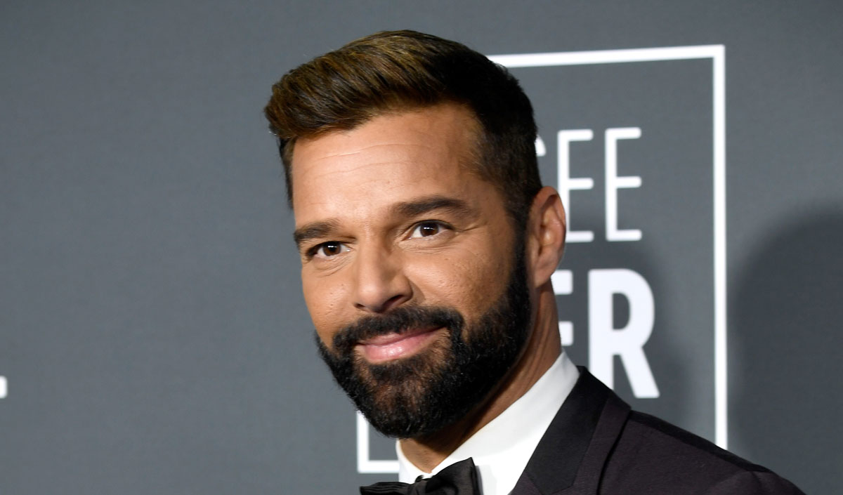 Ricky Martin Drops Hint That He Might Perform at Super Bowl Halftime Show 2020!