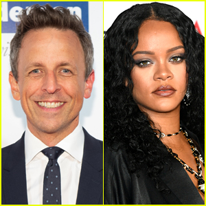 Seth Meyers Reveals the One Thing Rihanna Does Not Do Well