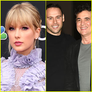 Taylor Swift Writes Open Letter About Latest Battle with Scooter Braun