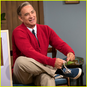 Tom Hanks Learns He's Related to Fred Rogers!