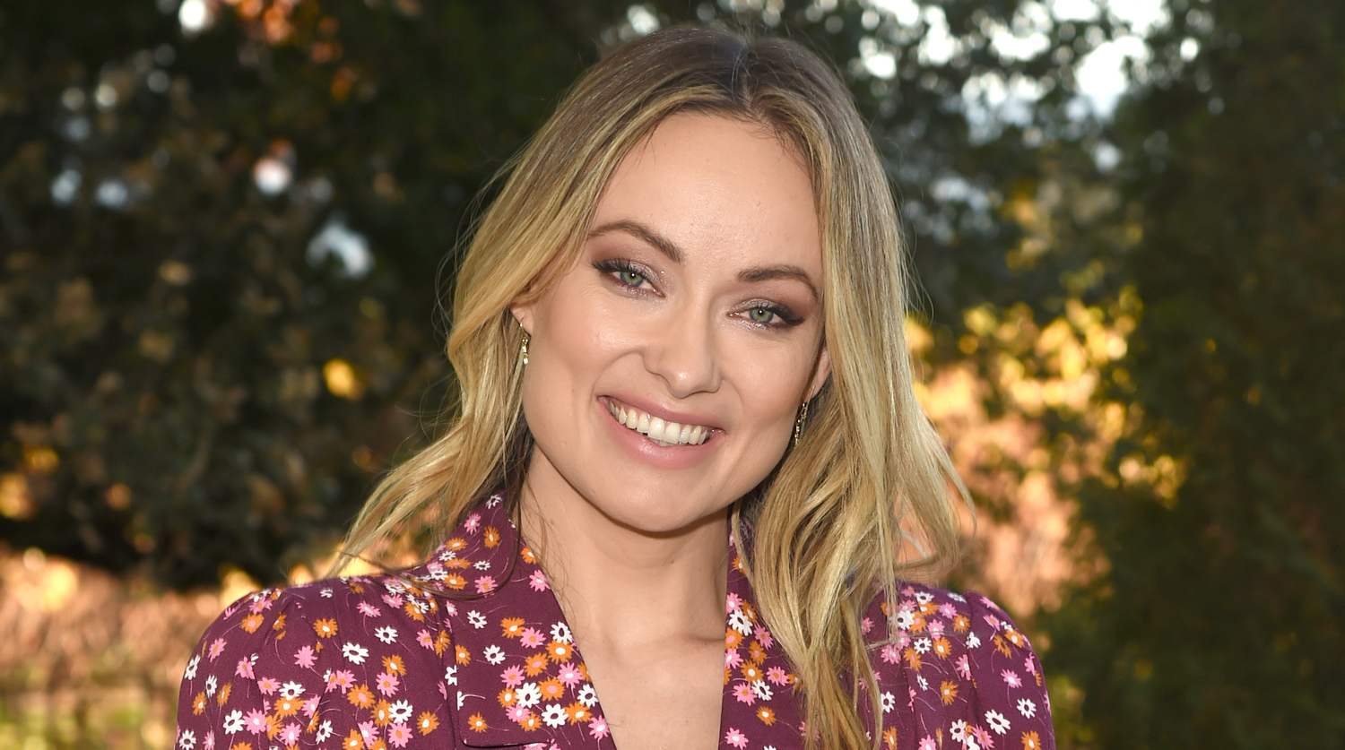 Olivia Wilde Receives Raymond Vineyards Trailblazer Award at Napa Valley Film Festival 2019