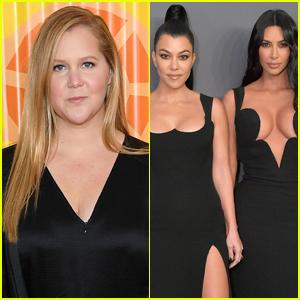 Amy Schumer Praises the Kardashians as 'Good, Kind Girls'
