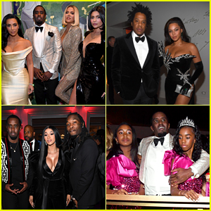 Beyonce, Kim Kardashian, Kylie Jenner & More Attend Diddy's 50th Birthday Party - See the Star-Studded Guest List!