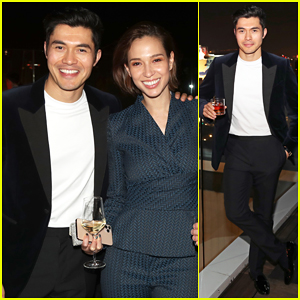 Henry Golding Teams Up with Hennessy To Debut 'Greatness Is An Odyssey'!