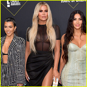 A Message in the Kardashian Family Group Text Has Been Revealed
