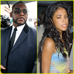 R. Kelly Charged With Bribing Official to Marry Aaliyah at Age 15