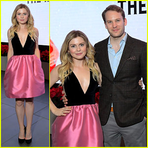 Rose McIver Photos, News and Videos | Just Jared