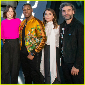 A 'Star Wars' Cast Member Confesses to Sharing 'The Rise of Skywalker' Ending
