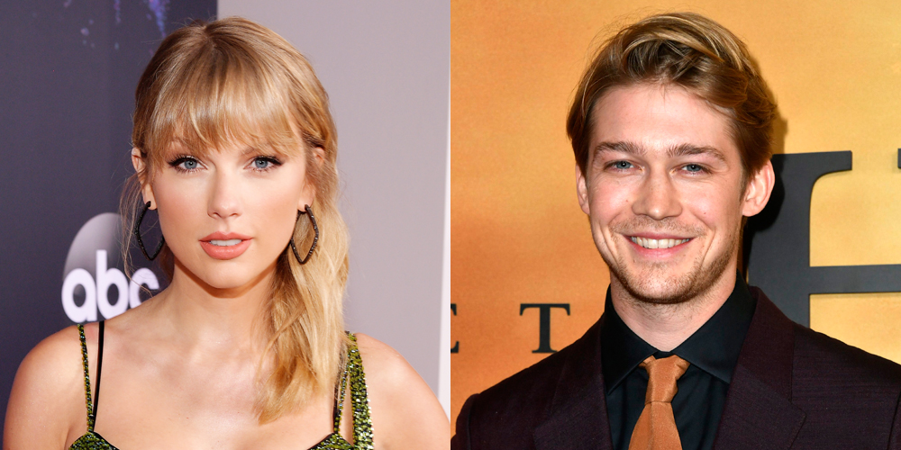 Taylor Swift Flew To London To Be With Joe Alwyn For Thanksgiving