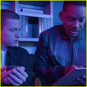 Tom Holland & Will Smith Tackle Escape Room Together - Watch!