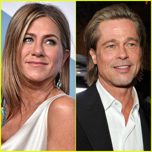 Jennifer Aniston Reacts to Brad Pitt 'Crying' While Watching Her SAG Acceptance Speech