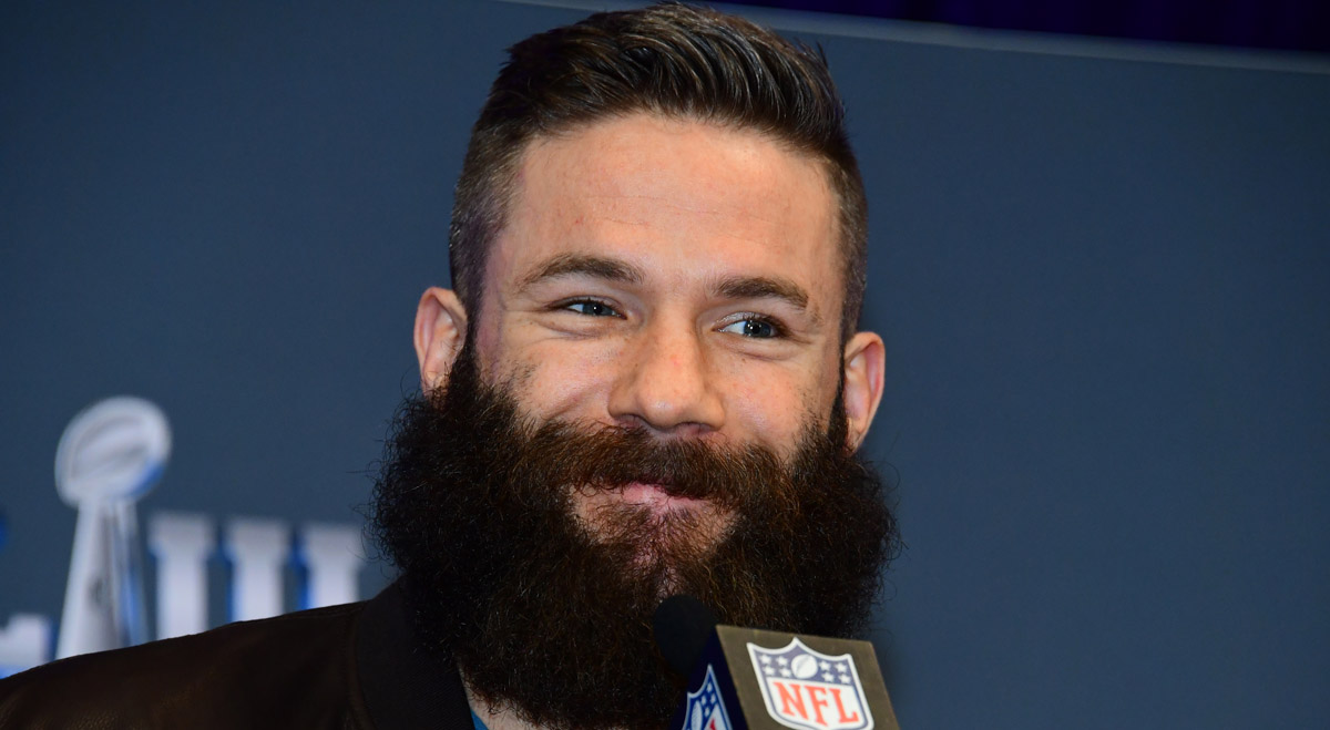 Nfl S Julian Edelman Arrested After Jumping On Car In