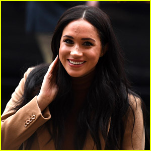 Meghan Markle Spotted with Baby Archie on a Walk in the Woods