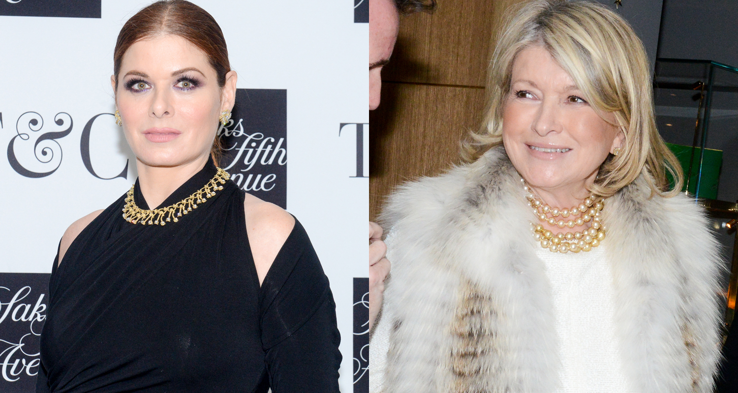 Debra Messing, Martha Stewart & More Step Out for Town & Country Jewelry Awards 2020!