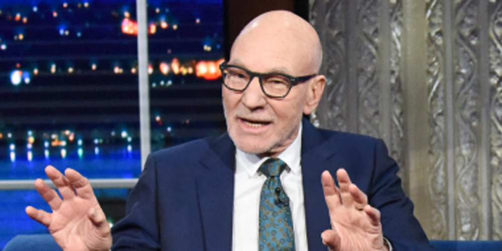 Patrick Stewart Reveals Why He Picked a Pitbull Terrier for 'Star Trek: Picard' – Watch!