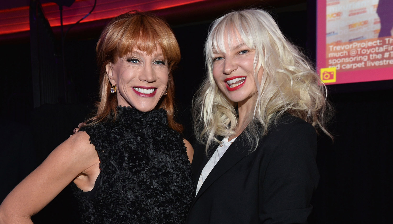 Sia Apologizes to Kathy Griffin for Not Publicly Supporting Her During Trump Scandal