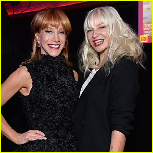 Sia Publicly Apologizes to Kathy Griffin for Something That Happened Three Years Ago