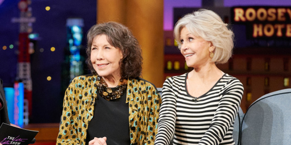 Lily Tomlin Opens Up About Officiating Kathy Griffin's Wedding – Watch! (Video)