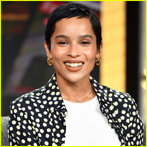 Zoe Kravitz Reveals Why She Said Yes to Playing Catwoman