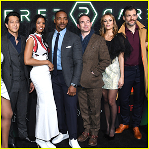 Anthony Mackie Joins 'Altered Carbon' Cast For Season 2 Event in NYC