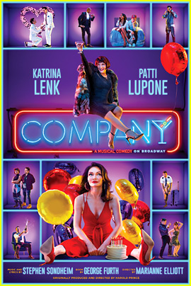 Broadway's 'Company' Revival Debuts First Look Photos!