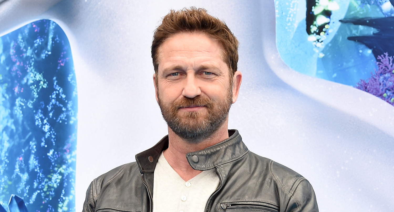 Gerard Butler Lands Exciting New Role