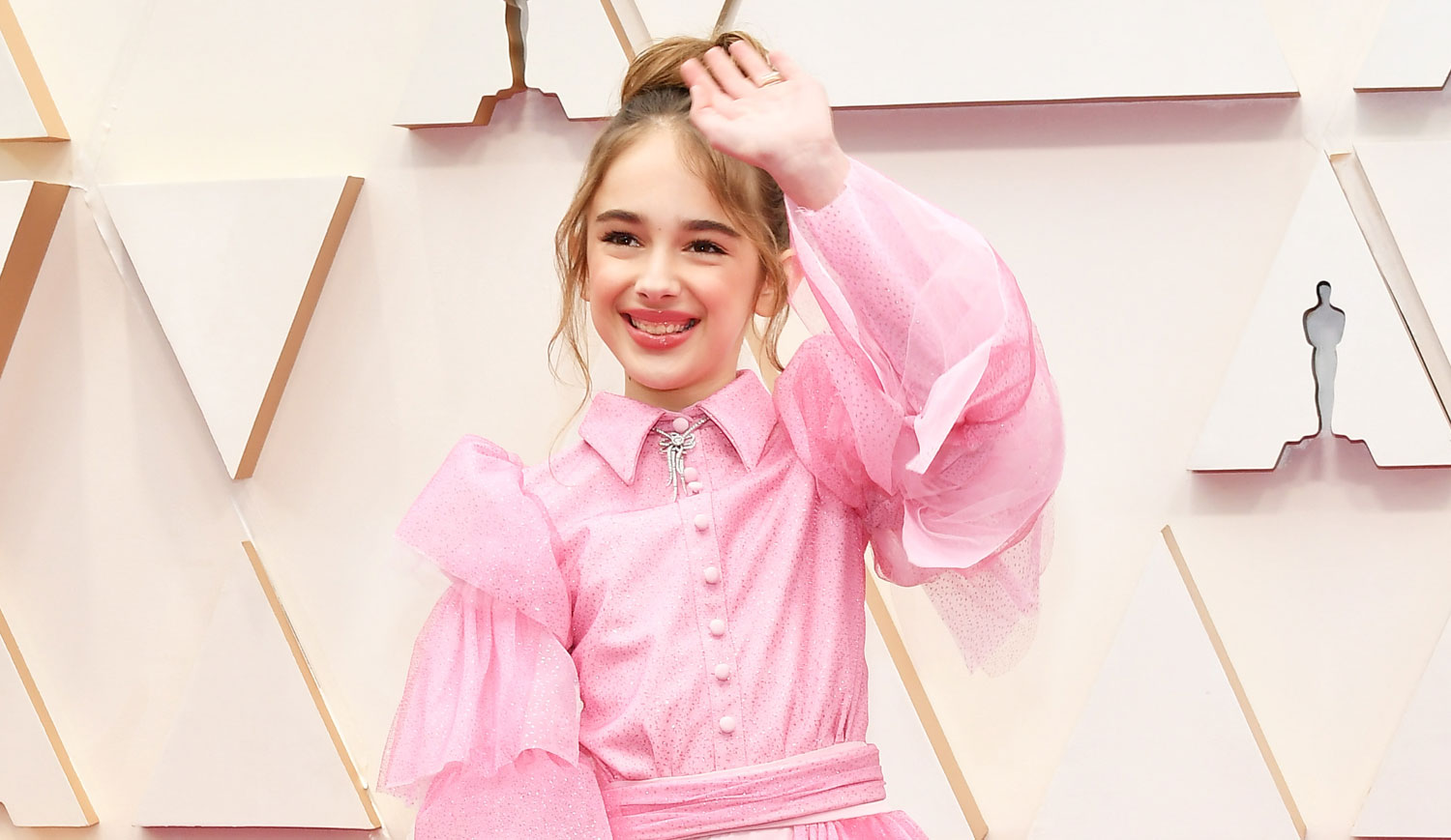 Once Upon a Time in Hollywood's Julia Butters Attends Her First Oscars!