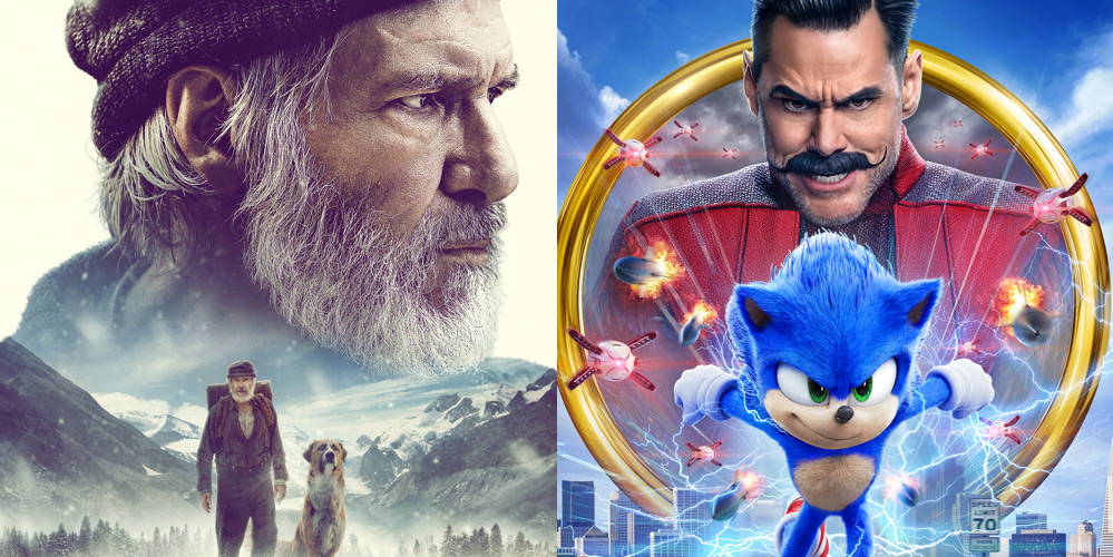 Harrison Ford's 'Call of the Wild' Might Beat 'Sonic' at the Box Office This Weekend!