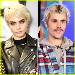 Cara Delevingne Responds To Justin Bieber Ranking Her His Least Fave of Hailey's Friends