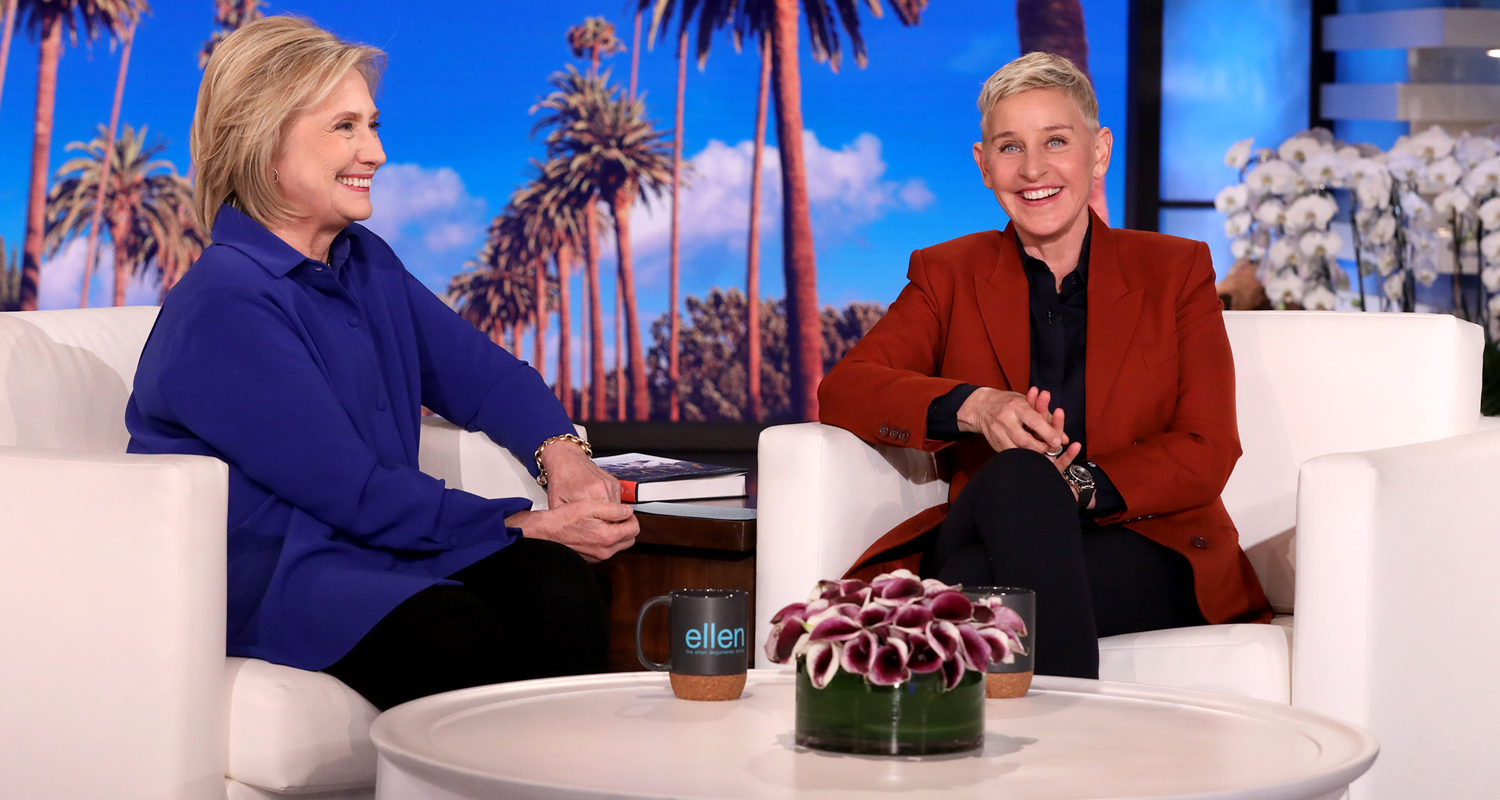 Hillary Clinton Reacts To Donald Trump's Impeachment Acquittal On 'Ellen' – Watch Here!