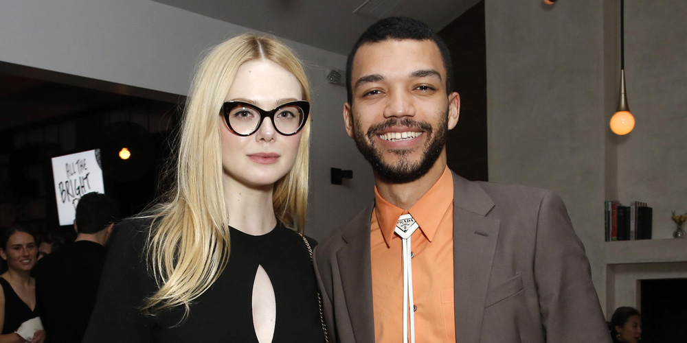 Elle Fanning & Justice Smith Premiere Their Netflix Film 'All The Bright Places' in LA